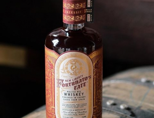 New Liberty Releases Fortunato's Fate Rye Whiskey