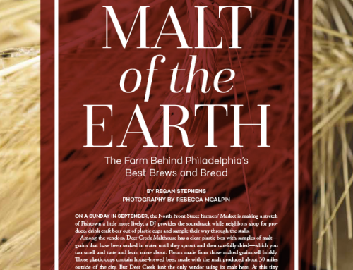 Malt of the Earth – Edible Philly